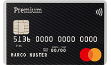 Cembra Money Bank MasterCard Premium